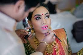image result for bridal makeup chennai