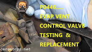 how to test and replace evap canister vent control valve p0446 Ford Escape Evap System Diagram how to test and replace evap canister vent control valve p0446 2002 ford escape evap system diagram