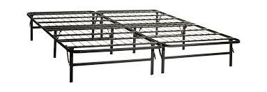 Highrise HD Pedestal Bed Frame by Malouf | HOM Furniture