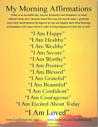 Affirmation Quotes Custom I AM Affirmation Quotes Am Loved Why Most People Doom Themselves