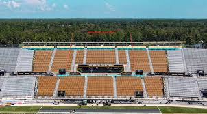 Spectrum Stadium Seating Chart Ucf Spectrum Stadium Expansion Features 800 New Seats For Ucf