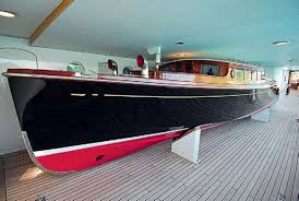 Modern Classic Yacht Design Corsair Yachts Nero Classic Lineage Modern Nobility
