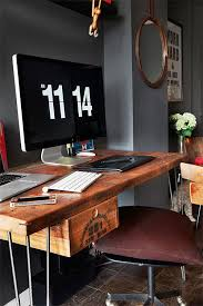 decorate office jessica. Desk Of Jessica Walsh, Graphic Designer. Gotta Love That Wood! Decorate Office H