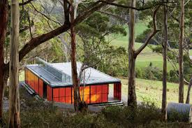 Off The Grid Prefab Homes Off The Grid Prefab Home A Perfect Match For Remote Island Curbed