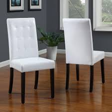dining room leather dining room chairs fresh white leather dining room chairs best picture pic