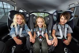 want to fit three car seats across the