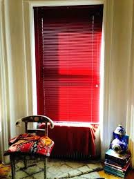 colored mini blinds. Colored Window Blinds Red Mini Blind . Y