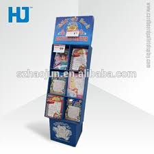 Cardboard Book Display Stand Magnificent Counter Cardboard Book Display Stands Children Book Corrugated