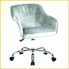 simple plain cute office chairs fuzzy office chair white comfy desk stylish medium size of seat