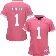 Nfl Newton Cam Niña Infantil Jersey Para Panthers Carolina