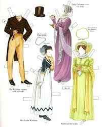 best jane austen images jane austen oxford  pride and prejudice gabi s paper dolls