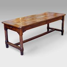 Cherry Wood Kitchen Table Sets Antique Cherry Wood Dining Table Refectory Table Rustic Dining