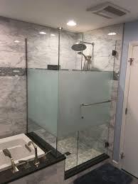 Glass Shower Enclosures And Shower Doors U2013 Au0026D Glass U0026 MirrorShower Privacy