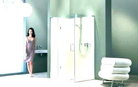 shower with seat built in home depot one piece wer stall home depot kit acrylic wers