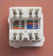rj45 wall jack wiring diagram crayonbox co