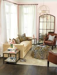 Leopard Print Living Room Decor Inspiration From Our Winter 2015 Catalog How To Decorate
