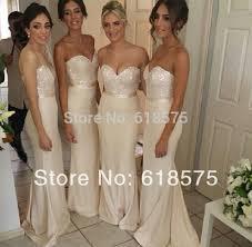 fiesta wedding dresses. 2015 ivory long bridesmaid dresses vestidos de fiesta with sequins bodice cheap mermaid wedding party