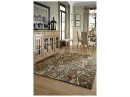 american rug craftsmen symphony amicalola rectangular beige area rug