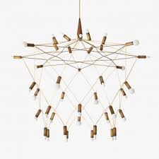 orbit chandelier by patrick townsend 2400 abc home