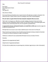 Event Sponsorship Letter Adorable Sponsorship Letter Samples Letters Write Great Proposals With