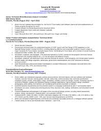 Professional Technical Writer Resume Page2