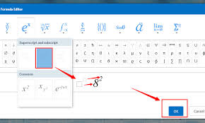 how to insert superscript and subscript focusky knowledge base