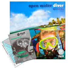 Image result for padi open water manual