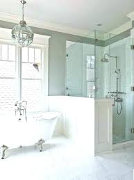 aqua glass tubs elegant marble floor tiles with shower enclosure for luxury bathroom ideas vero bathtub aqua glass