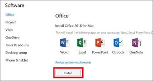 how to install microsoft office on mac selective installation of office 365 apps super user