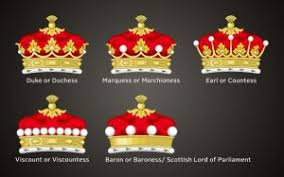 Victorian Baroness And Baron Meaning Barons Of The
