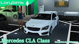 Mercedes-Benz CLA Class - The Sims 4 Catalog