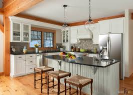 A Frame Kitchen Pictures Of Country Style Kitchens Pale Blue And Butler Sink