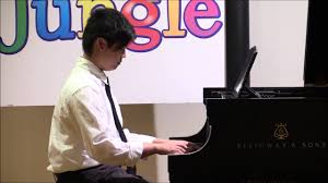 Edison Hui Performing Mariage D Amour By Richard Clayderman Youtube