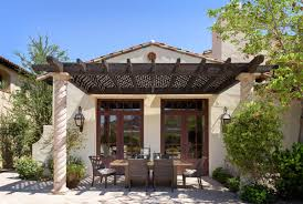 Beautiful mediterranean patio designs that will replenish your energy Contemporary Architecture Art Designs 16 Beautiful Mediterranean Patio Designs That Will Replenish Your Energy