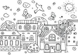 Coloring Pages Spring Break Coloring Pages Spring Break Spring Break