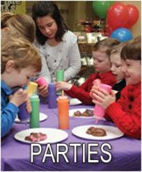 host your next birthday party at chocolate works
