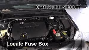 replace a fuse 2009 2013 toyota corolla 2012 toyota corolla le replace a fuse 2009 2013 toyota corolla 2012 toyota corolla le 1 8l 4 cyl
