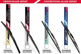 Wiper Length Chart Denso Wiper Blade