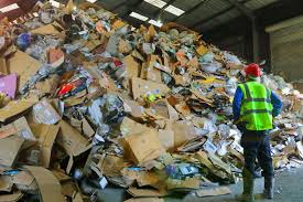 Image result for UK waste fill site crisis