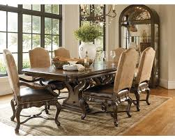 Thomasville Living Room Furniture Bibbiano Trestle Dining Table Dining Room Furniture