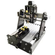 3 axis desktop cnc router kit wood pcb milling carving engraving machine