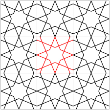 Pattern Drawing Fascinating Patterns School Of Islamic Geometric Design