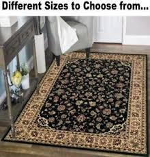 5 by 7 rugs. Image Is Loading Black-Floral-Oriental-Style-Area-Carpet-Rugs-Rug- 5 By 7 Rugs Y