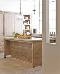 limed oak kitchen units: inspired and in love with our job