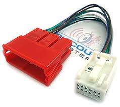 aa2 har 12 pin quadlock to 8 pin iso adapter cable for audi and vw aa2 har 12 pin quadlock to 8 pin iso adapter cable for audi and vw
