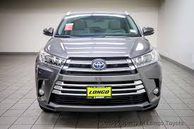 2018 toyota highlander limited platinum. fine highlander 2018 toyota highlander hybrid limited platinum v6 awd  16964756 to toyota highlander limited platinum