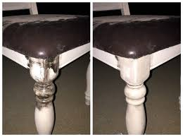 black furniture wax dark stain to a driftwood finish easy diy project life on