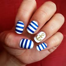 Summer nail art ideas - how you can do it at home. Pictures ...