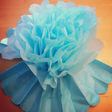 How To Make Fluffy Decoration Balls Tutorial How To Make DIY Giant Tissue Paper Flowers Hello 83