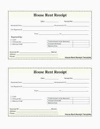 House Rent Bill Gorgeous 48 New Rent Receipt Template Pdf India Robertmarvin